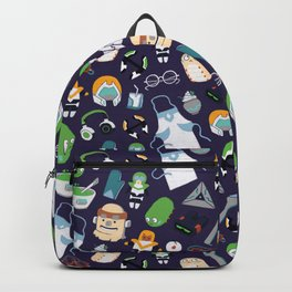 Hidge Items Backpack