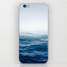 Cranky Ocean iPhone Skin