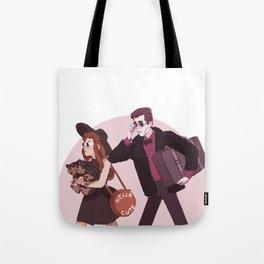 Cerberus the lap dog Tote Bag