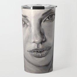 A Simple Kiss Travel Mug