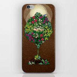 Earth Baby iPhone Skin