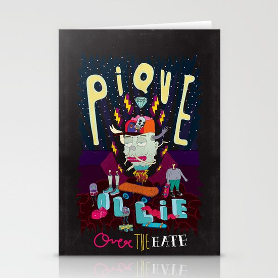 ollie Stationery Cards