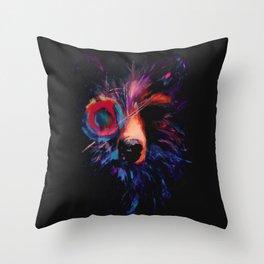 Darkling Throw Pillow