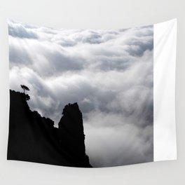 Morning fog Wall Tapestry