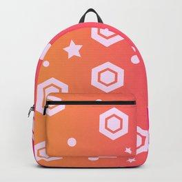 Fruity Pattern Backpack