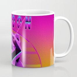 The Giant Racoon Coffee Mug