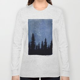 Starry Pines Long Sleeve T-shirt