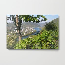 Burg Eltz Germany Metal Print