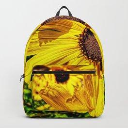 Spring Bee Sunshine Day Shellshott 2 Backpack