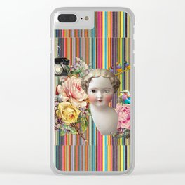 Take My Call Clear iPhone Case