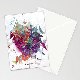 Techno Art by Nico Bielow Stationery Cards