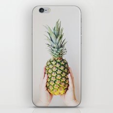 Simply Pineapple iPhone & iPod Skin