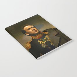 Nicolas Cage - replaceface Notebook