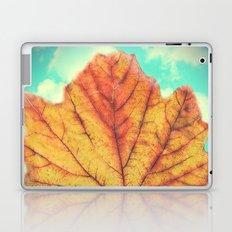 Autumn Leaf Laptop & iPad Skin