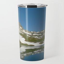 French Alps (1) Travel Mug