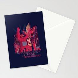 King Po LIVES Stationery Cards