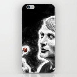 Eat the Rude iPhone Skin