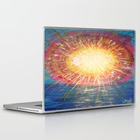 kindle Laptop & iPad Skins featuring :: OneSun :: by :: GaleStorm Artworks ::