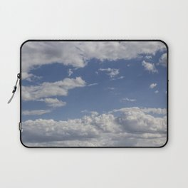 Distant Clouds Laptop Sleeve