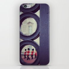 Changing of the Guard iPhone & iPod Skin