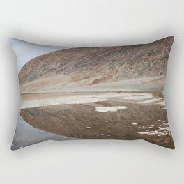 Badwater Basin Rectangular Pillow
