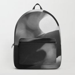 Touching the light ... Into the woods Backpack