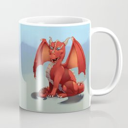 Monster of the Week: Red Dragon Coffee Mug
