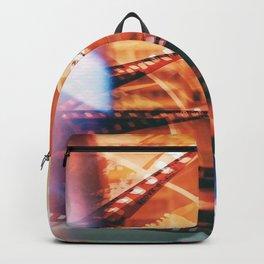 Old film Backpack