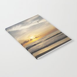 Sunrise over Water Notebook