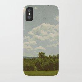 Forgotten Summer iPhone Case