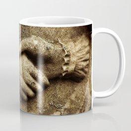 'Til death do us part' cemetery hands Coffee Mug