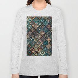 Abstract Design #81 Long Sleeve T-shirt