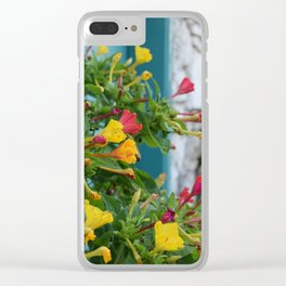 Mediterranean Bouquet (Lania, Cyprus) Clear iPhone Case