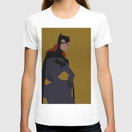 Batgirl Minimalism T-shirt