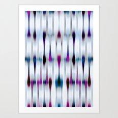 The Jelly Bean Express Platform 43 Art Print