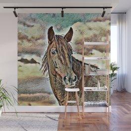 SmartMix Animal-Horse 2 Wall Mural