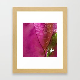 Dream Journey No. 4D by Kathy Morton Stanion Framed Art Print