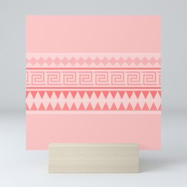 Boho Pastel Mini Art Print