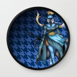 Royal Ranger - Azure Slayer: Levaiathon Wall Clock