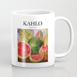 Kahlo - Viva la Vida Coffee Mug