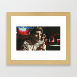 Christopher Framed Art Print