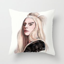 If you don't like absurdity, I'm probably not for you Throw Pillow
