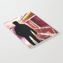 dystopian exit II Notebook