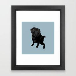 Callie Framed Art Print