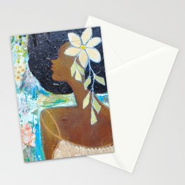 That Girl # 5 Stationery Cards