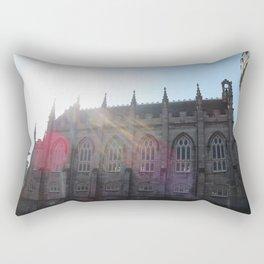 Sunny Dublin Castle Rectangular Pillow