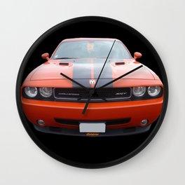 Dodge Challenger SRT Wall Clock