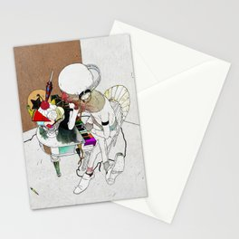 LOVE SONG OR SAD THING Stationery Cards