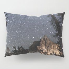 Orion | Nature and Landscape Photography Pillow Sham