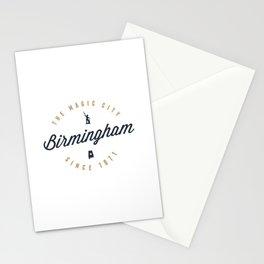 Birmingham, Alabama - The Magic City Stationery Cards